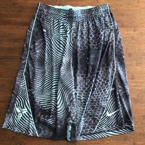 Kobe Bryant Nike shorts